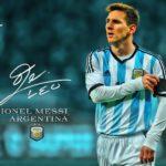 Wallpapers Messi 2014 – Selección Argentina – Barcelona